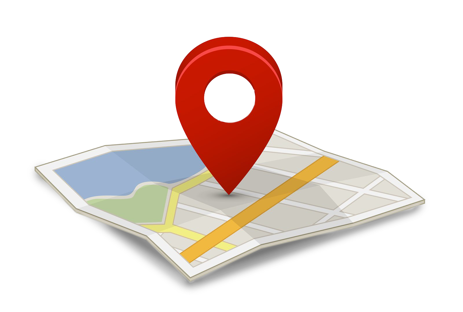 Map Locator Pin